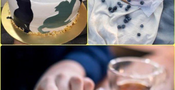 Edible Cake Decorating Ideas